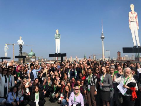 GWNET and dena facilitate Women Power Lunch in Berlin