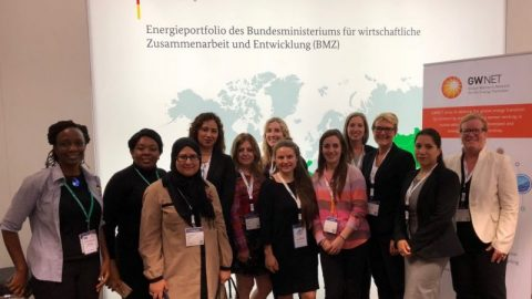 Invitation to Networking Event @ Intersolar 2018 Women power in solar energy!