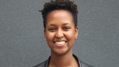 Meet new GWNET staff: Davina Ngei