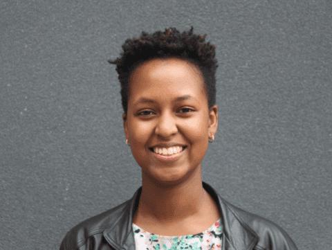 Meet new GWNET staff: Davina Ngei