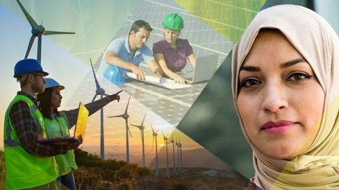 Women in Green Energy