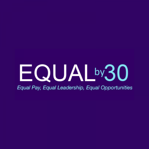 GWNET is Supporting the Equal by 30 Campaign