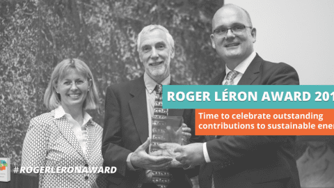 GWNET is supporting FEDARENE's Roger Léron Award
