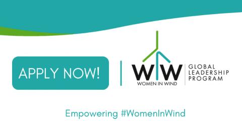 Women in Wind Launch: Press Release