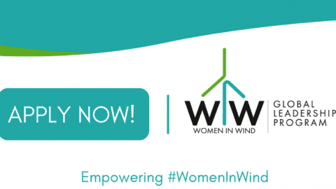 Women in Wind Launch: Press Release