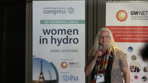 Women in Hydropower: Networking Lunch