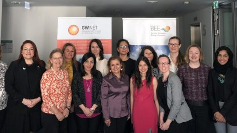 Supporting Women's Networks in Energy