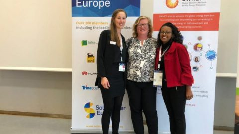 Intersolar Europe: Women's Networking Lunch