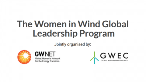 The Women in Wind Global Leadership Program