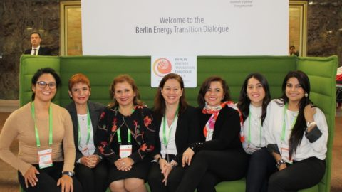Sorority Boosts Energy Transition in Central America