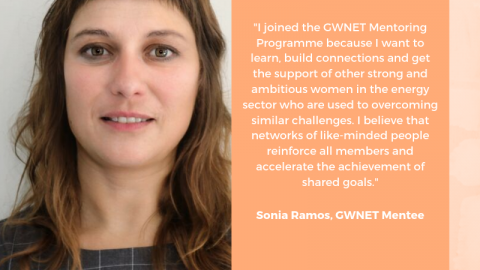 Meet the Women in the Energy Transition: Sonia Ramos Galdo