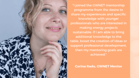 Meet the Women in the Energy Transition: Corina Radu