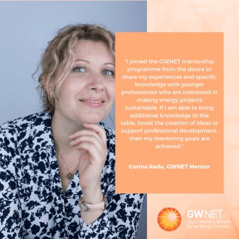 Meet the Women in the Energy Transition: Corina Radu