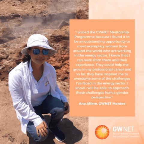 Meet the Women in the Energy Transition: Ana Lucía Alfaro