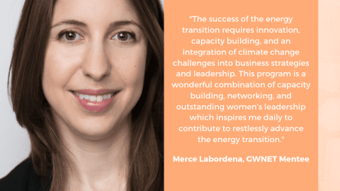 Meet the Women in the Energy Transition: Merce Labordena