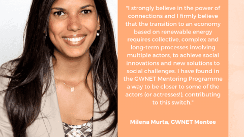 Meet the Women in the Energy Transition: Milena Simoes Murta