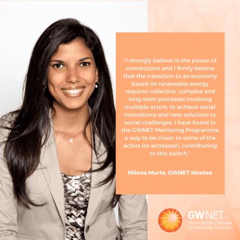 Meet the Women in the Energy Transition: Milena Simoes Murta