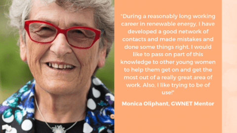 Meet the Women in the Energy Transition: Monica Oliphant