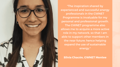 Meet the Women in the Energy Transition: Silvia Chacón
