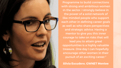 Meet the Women in the Energy Transition: Silvia Escudero