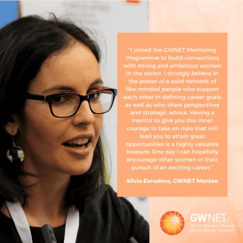 Meet the Women in the Energy Transition: Silvia Escudero