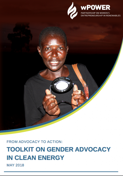 From Advocacy To Action: Toolkit On Gender Advocacy In Clean Energy