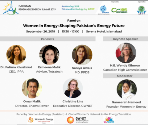 Pakistan Renewable Energy Summit 2019