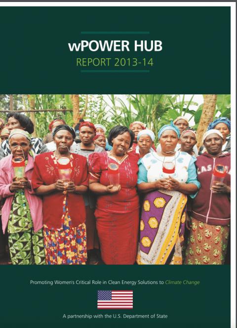 wPOWER Hub Report 2013 – 2014
