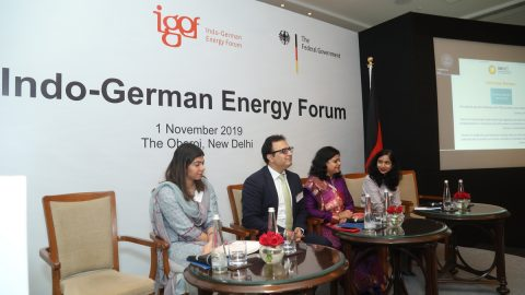 Indo-German Energy Forum: Women empowering the Energy Transition