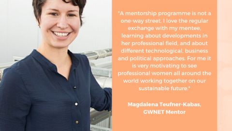 Meet the Women in the Energy Transition: Magdalena Teufner-Kabas