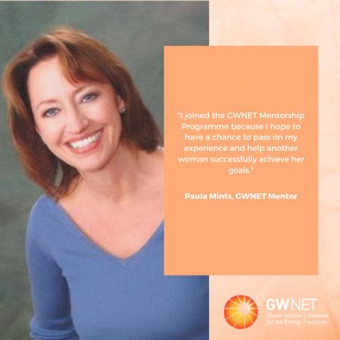 Meet the Women in the Energy Transition: Paula Mints