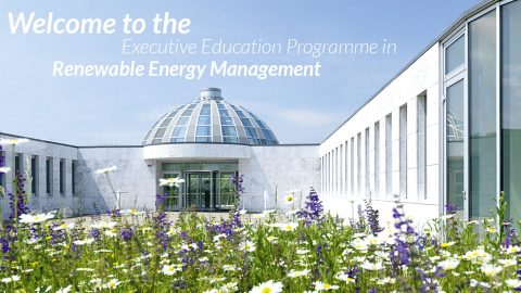 "Two ""Women Shaping the Energy Future"" Fellowships for Participation in Executive Program REM-HSG"