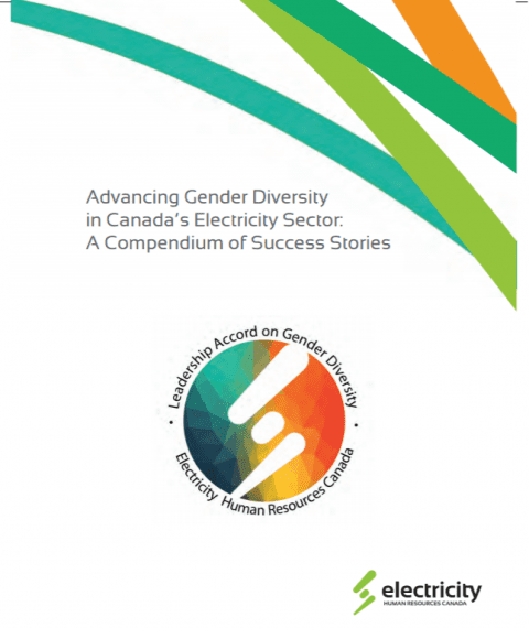 Advancing Gender Diversity in Canada's Electricity Sector: A Compendium of Success Stories