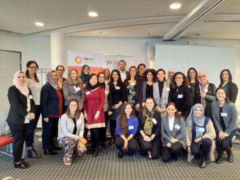 A Week Rich With Learning & Networking: The LAC & MENA Mentoring Programme Study Tour