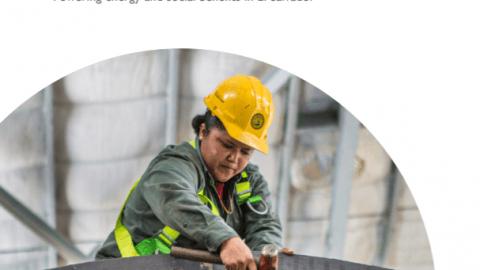 Advancing Gender in the Environment: Gender-Responsive Geothermal Generation