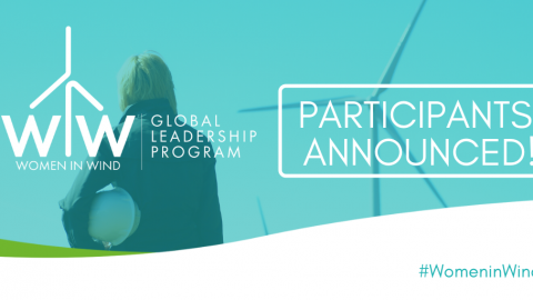 #IWD2020 ♀ Women in Wind Participants and Global Ambassadors Announced!