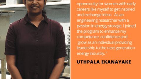 Uthpala Ekanayake Energy Storage Quote
