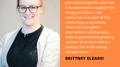 Brittney Elzarei Energy Storage Quote