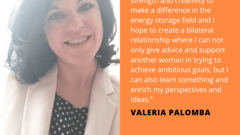Valeria Palomba Energy Storage Quote