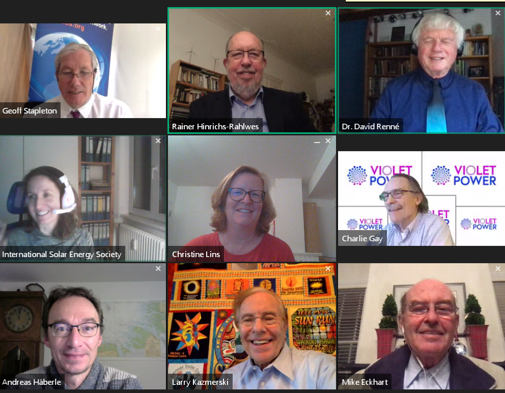 SWC50-Century of Solar virtual conference