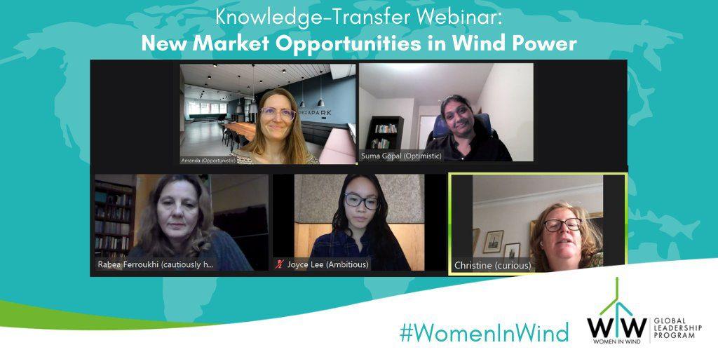 WiW 2020 Knowledge Transfer Webinar