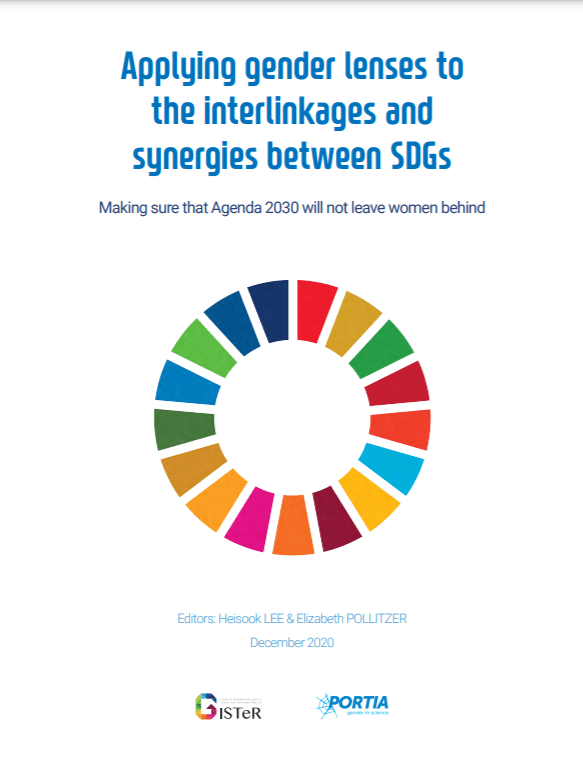 Applying gender lenses to the interlinkages and synergies between SDGs