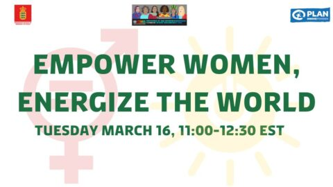 Empower Women Energize the World