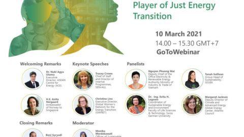 Empowering Women ASEAN Poster