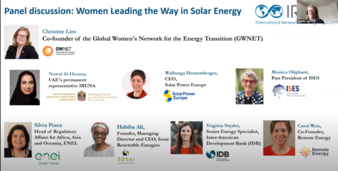 IRENA Solar Energy Event 2021