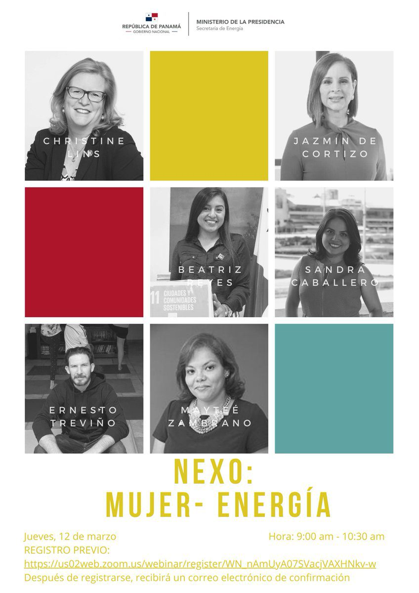Women in the Energy Transition – Panama