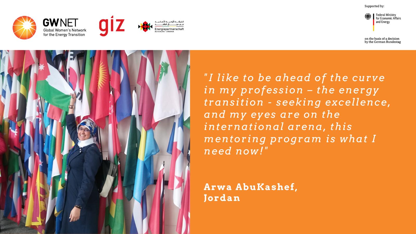 Arwa AbuKashef quote