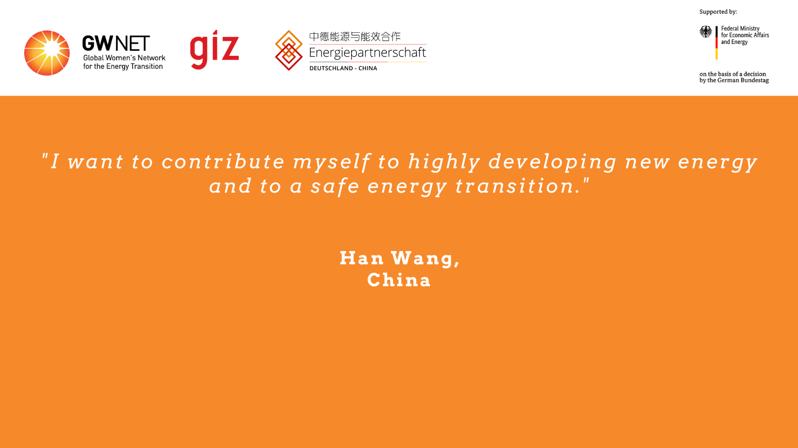 Han Wang quote