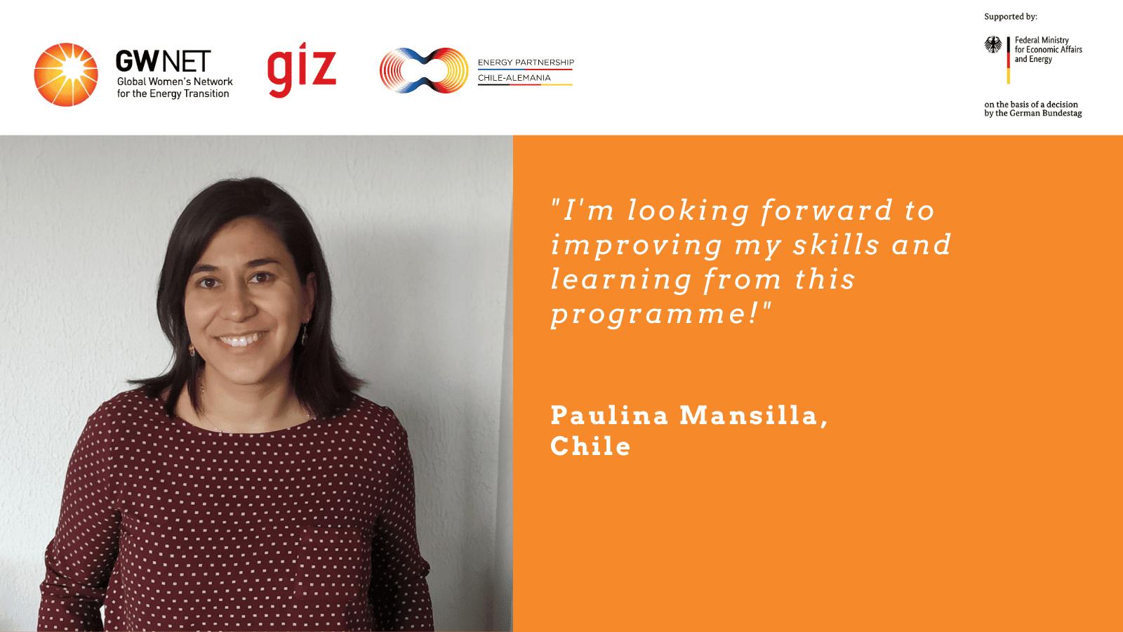 Paulina Mansilla quote