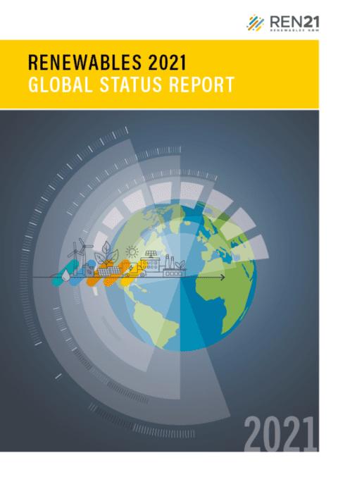REN21 Report Cover